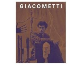Giacometti exhibition catalogue