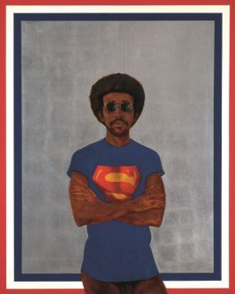 Barkley L. Hendricks, Icon for My Man Superman