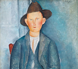 Modigliani, Little Peasant