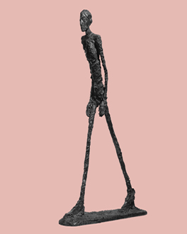 Giacometti, Walking Man I