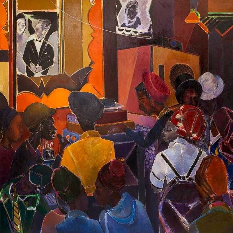 'Jah Shak' by Denzil Forrester